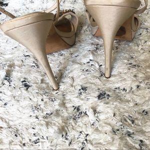 Badgley Mischka Shoes - Badgley Mischka Jewel Heels Size 8